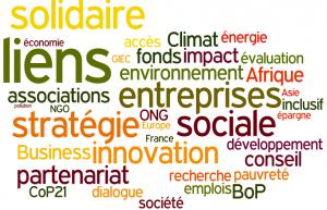 les mots du cabinet Innovation Sociale Conseil